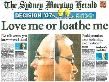 Love him or loathe him - depaNews October 2007