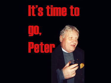 It's time to go Peter Part Two - depaNews December 2006