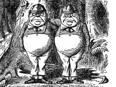 It's Tweedledum and not Tweedledumber - depaNews March 2007